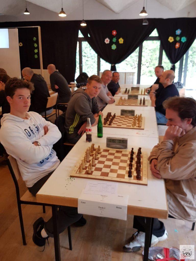 BSMM 2019 Runde 4:  SV Mattnetz Berlin - SK Zehlendorf