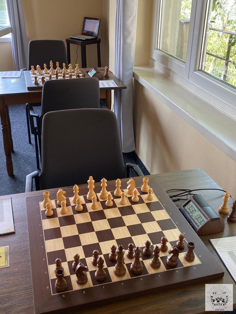 37. Berliner Senioren-Einzelmeisterschaft 2021 - das erste Turnier des Jahres nach viel Lockdown in den letzten 15 Monaten.