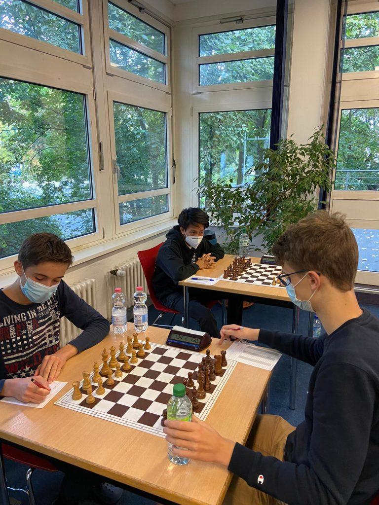 Brett 1 & 2 - NDVM u16 Berlin 2021